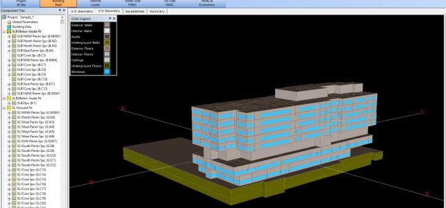 Building Simulation and Design